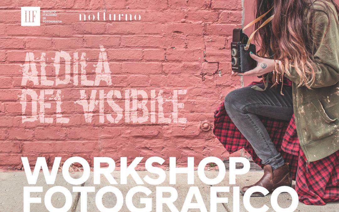 """Workshop """"Fotografia astratta, al di là del visibile"""""""
